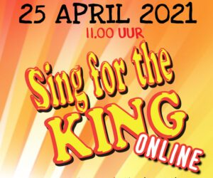 SING FOR THE KING